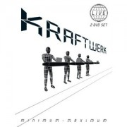 Kraftwerk - Minimum-Mximum (2DVD)