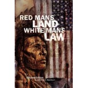 Red Man's Land/White Man's Law by Wilcomb E. Washburn