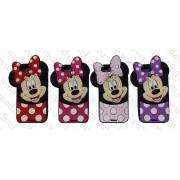 Аpple iPhone 7 (силиконов калъф) 'Disney - Minnie Mouse'