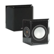Boxe - Monitor Audio - Silver FX Walnut Real Wood Veneer