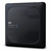 Western Digital My Passport Wireless PRO 3TB - HDD extern, Negru