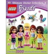 LEGO Friends Ultimate Sticker Collection by DK