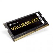 SODIMM, 8GB, DDR4, 2133MHz, CORSAIR, Unbuffered, 15-15-15-36, Intel 6th Generation Core Processors (CMSO8GX4M1A2133C15)