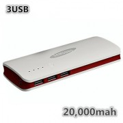ORIGINAL SAMSUNG 20 000MAHH 2 PORT POWERBANK WITH UNIVERSALL BATTERY PACK