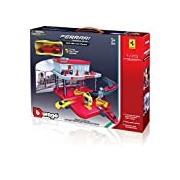 """Tobar 1:43 Scale """"Ferrari Race and Play Auto Service Centre"""" Track"""