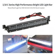 MagiDeal LED METAL Light Bar RC Truck Light Bars RC Lights For Remote Control RC4WD