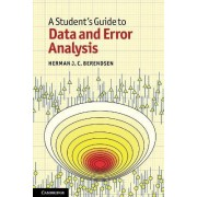 A Student's Guide to Data and Error Analysis by Herman J. C. Berendsen