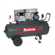 Compresor de aer Balma NS19S/150 CM3, 230 V, 393 l/min, 10 bar, 150 l
