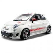 Bburago 25084 - Fiat 500 Abarth (2008), 1:24