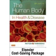 The Human Body in Health and Disease - Text and Elsevier Adaptive Quizzing Package