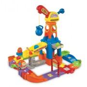 Vtech Baby - Tut Tut Baby Flitzer Baustelle, set de juego (80-146604) (versión en alemán)