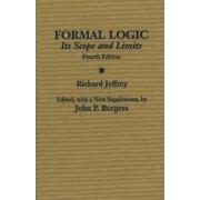 Formal Logic by Richard C. Jeffrey
