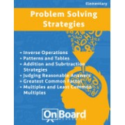 Problem Solving Strategies: Inverse Operations, Patterns and Tables, Addition and Subtraction Strategies, Judging Reasonable Answers, Greatest Com