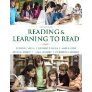 Reading & Learning to Read, Enhanced Pearson Etext with Loose-Leaf Version -- Access Card Package by Jo Anne L Vacca