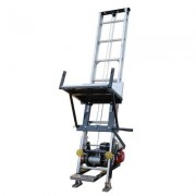TranzSporter TP400 - 400lb. 28ft. Ladder Hoist Electric Motor