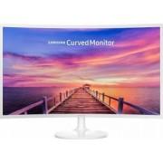 Monitor LED Curbat 32 Samsung LC32F391FWUXEN Full HD 4 ms Alb