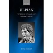 Ulpian by Tony Honore