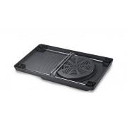 Stand notebook DeepCool 15.4' - plastic, fan, USB, black, dimensiuni 578.5X324.5X55.5mm, dimensiuni