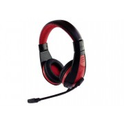 Casti gaming Mediatech MT3574 Nemesis Black / Red