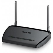 Router Wireless ZyXEL NBG6616, AC1200 Media Router, Dual Band, 1200 Mbps, Gigabit, 2 Antene Externe