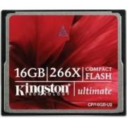 Card de Memorie Kingston Compact Flash Ultimate 266X 16GB