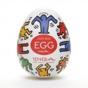 Tenga Egg Keith Haring Dance maszturb