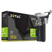 ZOTAC GeForce GT 710 1GB DDR3 PCIE x 1 DVI HDMI VGA Low Profile Graphic Card (ZT-71304-20L)
