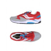 SAUCONY GRID 9000 - FOOTWEAR - Low-tops & trainers - on YOOX.com