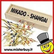 MIKADO / SHANGAI in legno con custodia