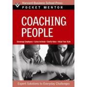 Coaching People by Harvard Business School Press