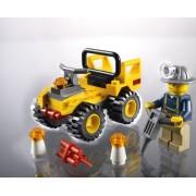 LEGO City Mining Quad (30152) by LEGO [Toy] (English Manual)