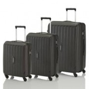 travelite Uptown Trolley Set Uptown Schwarz