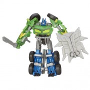 Transformers Prime Beast Hunters Commander Class Beast Blade Optimus Prime Figure