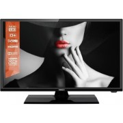 Televizor LED Horizon Diamant 22HL5300F, Full HD, USB, HDMI, 22 inch, DVB-T2/C, negru