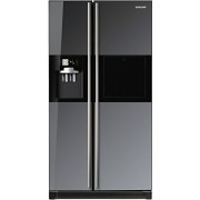 Samsung 585 L In Frost-free Double Door Refrigerator (RS21HZLMR1, Black Mirror)