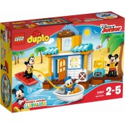 LEGO Duplo 10827 Strandhuis Mickey en Friends