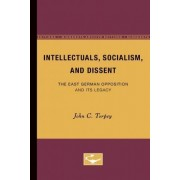 Intellectuals, Socialism and Dissent by John C. Torpey