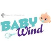 Babywind csecsemő szélcső