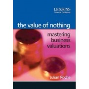 The Value of Nothing by Julian Roche