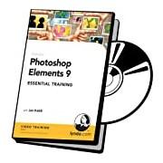 Lyndacom, Photoshop Elements 9 Essential Training (PC/Mac) [Versione inglese]