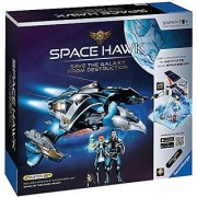 Ravensburger Space Hawk Starter Set Includes Spacehip & Expansion Dawn of The Dark Heart
