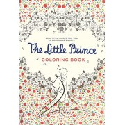 Little Prince Colouring Book(Antoine de Saint-Exupery)
