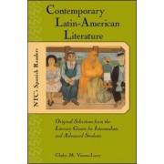 Contemporary Latin-American Literature by Gladys M. Varona-Lacey