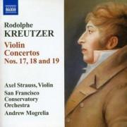 R. Kreutzer - Violin Concerto No.17-19 (0747313038077) (1 CD)