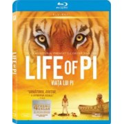 LIFE OF PI BluRay 2012