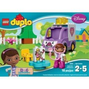 Lego Duplo Doc Mc Stuffins Doc Mc Stuffins Rosie The Ambulance, 10605