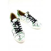 Spy Henry Lau Sneakers Shoes White PH812353SO