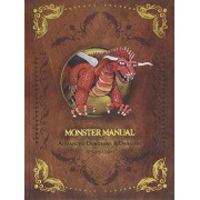Wizards of the Coast RPG Team D&D 1st Edition Premium Monster Manual (Dungeons & Dragons Guide)