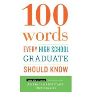 100 Words Every High School Graduate Should Know, Paperback