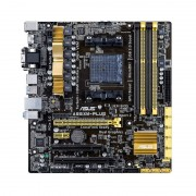 Asus A88XM-PLUS socket FM2+ DVI HDMI 8-Channel HD Audio mATX Motherboa